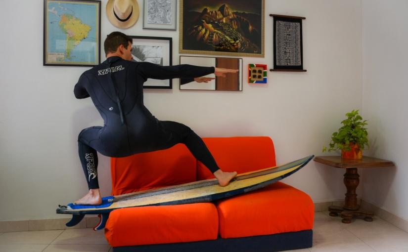 Couchsurfing: Por que eu surfo emsofás?