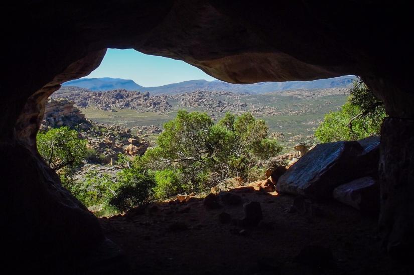 Cedeberg: pegando carona em um desertoafricano