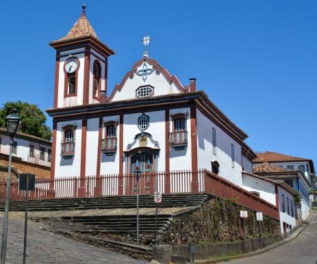 Igreja em Diamantina