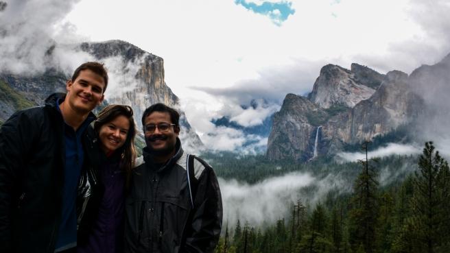 Somesh - Yosemite