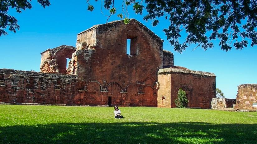 Paraguai adentro: visitando as missõesjesuíticas