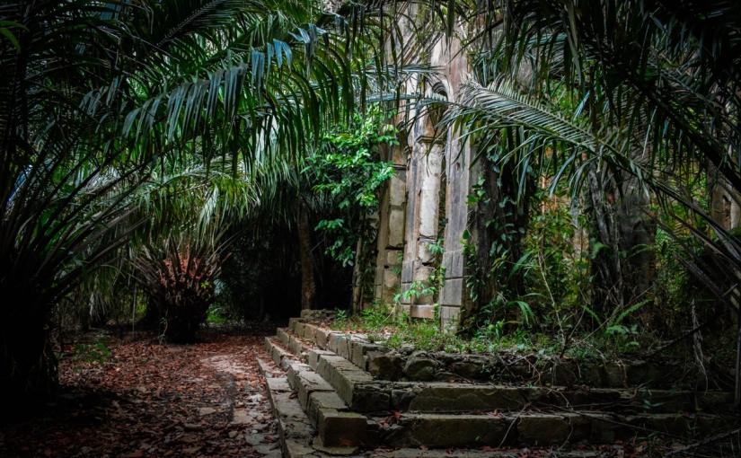 Um tesouro escondido no coração daAmazônia
