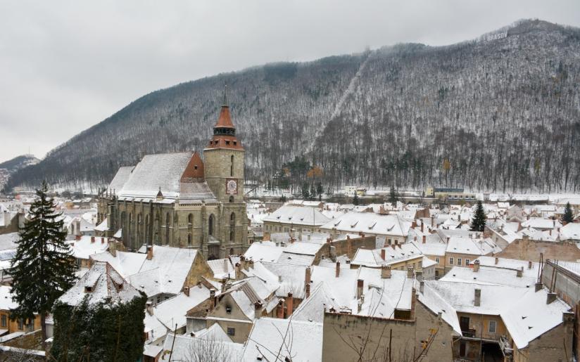 Top 10: cidades e castelos daTransilvânia