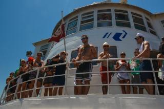 Barca Rio - Paquetá