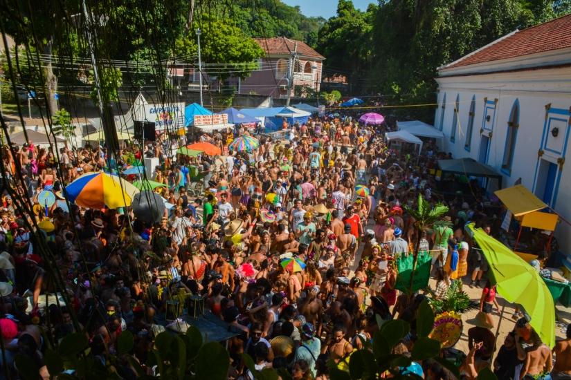 Pérola da Guanabara: o melhor bloco do pré-carnavalcarioca