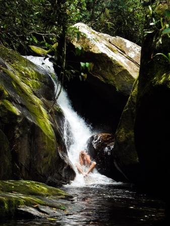 Cachoeira das Galhetas