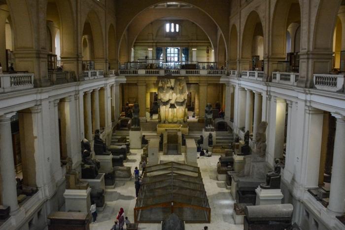 Salão principal - Museu Egípcio.jpg