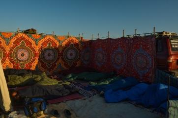 Acampamento Deserto Branco - Saara