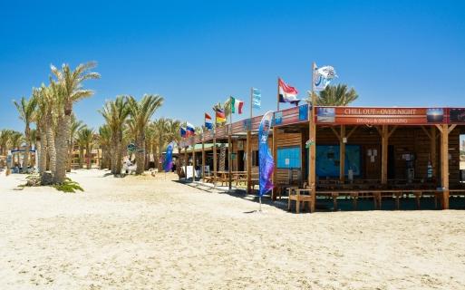 Abu Dabab - Diving center