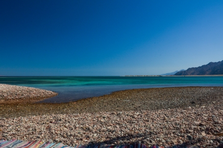 Blue Lagoon - Ras Abu Galum