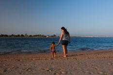 Lagoona Beach com Sofien