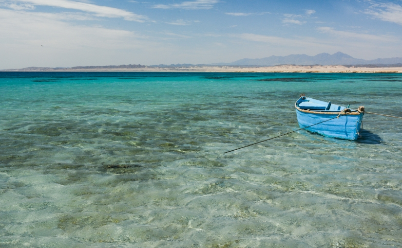 Marsa Alam: praias paradisíacas e um azulhipnotizante