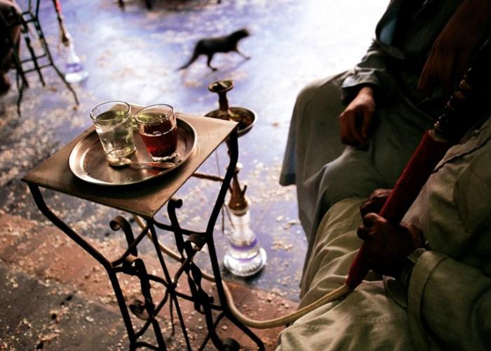 Chá e Shisha by Pascal Meunier