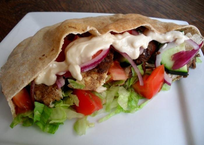Shawarma by Veronica_s Cornucopia